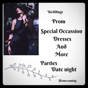 Special Occasion Dresses And More